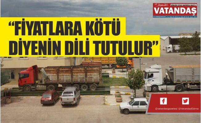 """""""FİYATLARA KÖTÜ DİYENİN DİLİ TUTULUR"""""""