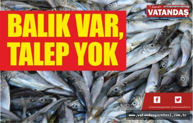 BALIK VAR, TALEP YOK