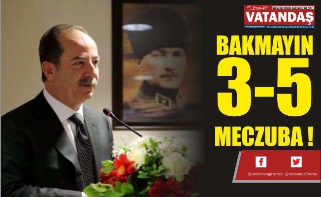 BAKMAYIN 3-5  MECZUBA !