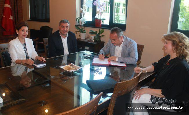TED Edirne Koleji için çalışmalar başladı