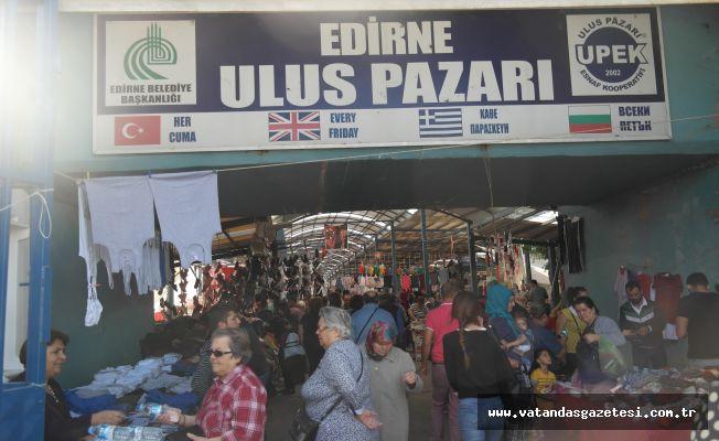 ULUS PAZARI, YABANCILARIN İLGİ ODAĞI