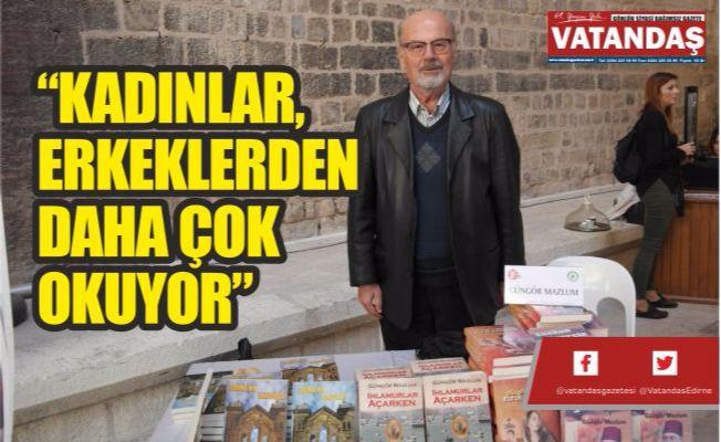 """""""KADINLAR, ERKEKLERDEN  DAHA ÇOK OKUYOR"""""""