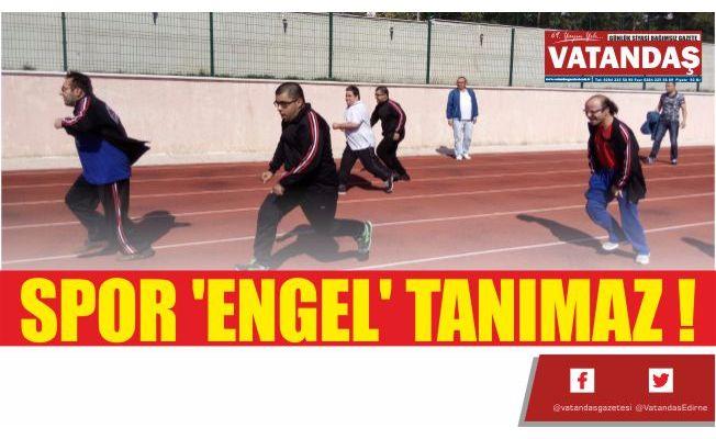 SPOR 'ENGEL' TANIMAZ !
