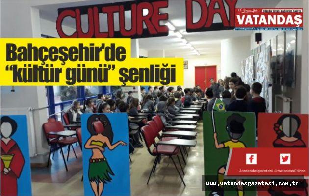 """Bahçeşehir'de  """"kültür günü""""  şenliği"""
