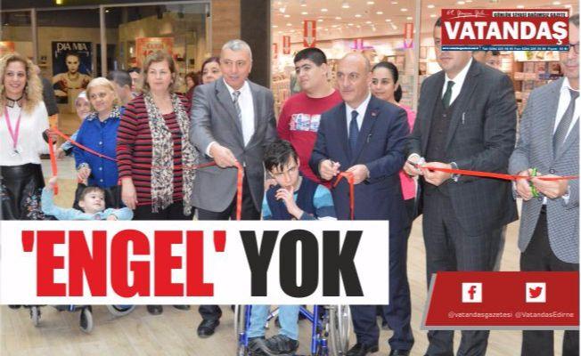 'ENGEL' YOK