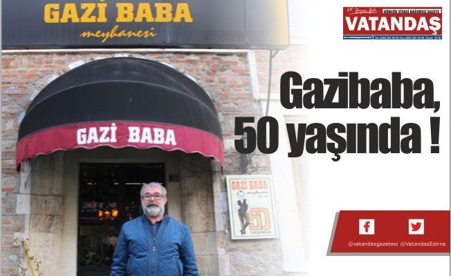 Gazibaba, 50 yaşında !
