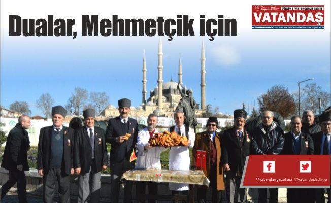 Dualar, Mehmetçik için