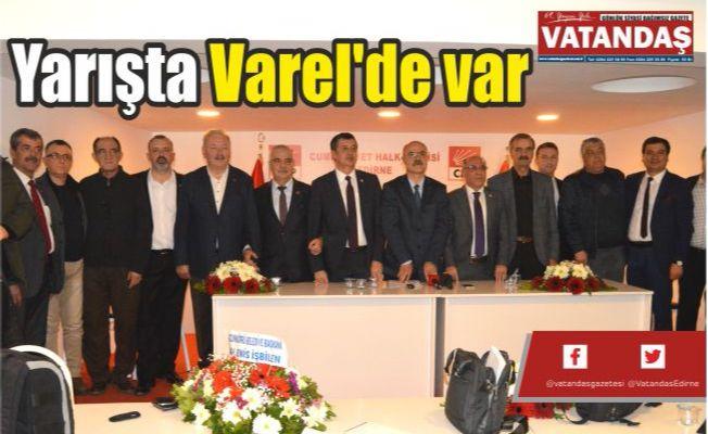 Yarışta Varel'de var