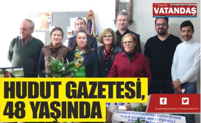 HUDUT GAZETESİ, 48 YAŞINDA
