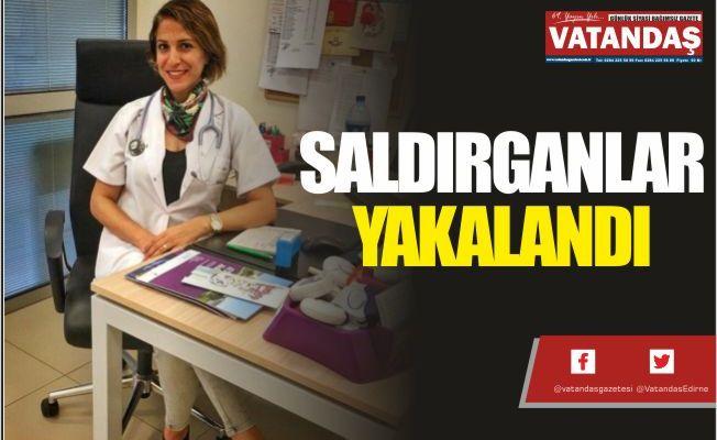 SALDIRGANLAR  YAKALANDI