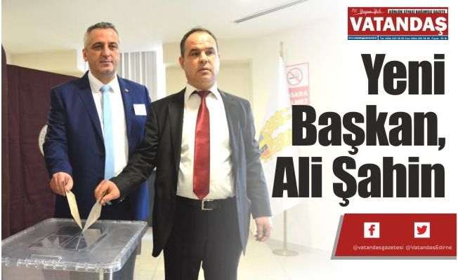 Yeni Başkan, Ali Şahin