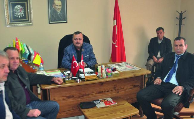 Ahmet Turgay'a Üyelerden Tam destek