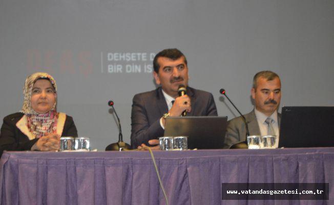 Edirne'de Din İstismarıyla Mücadele