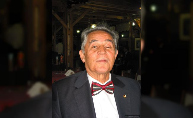 Prof. Dr. Enver Duran'a Onursal Başkanlık