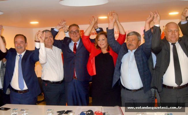 Gegeoğlu'nun Milletvekili Adaylığına Tam Destek