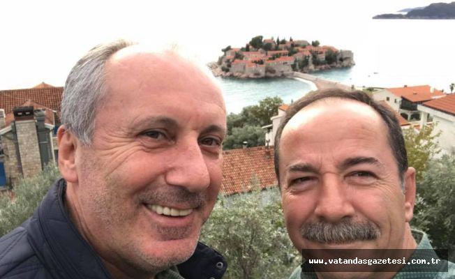 İNCE EDİRNE'YE GELİYOR