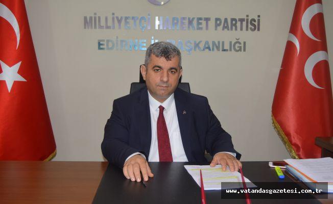 """""""MHP'NİN İLKELERİ ALINIP SATILAMAZ"""""""