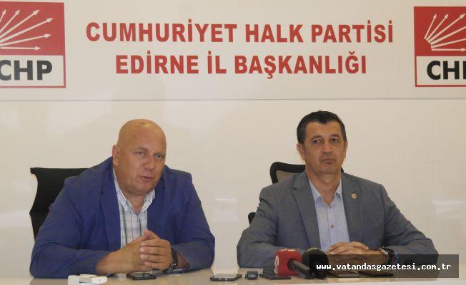 """EDİRNE'YE SERBEST BÖLGE GEREK"""