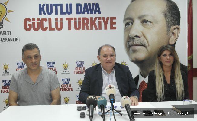 İl Başkanı Akmeşe, Gündemi Değerlendirdi  EDİRNE'NİN ADAYI KİM OLACAK ?