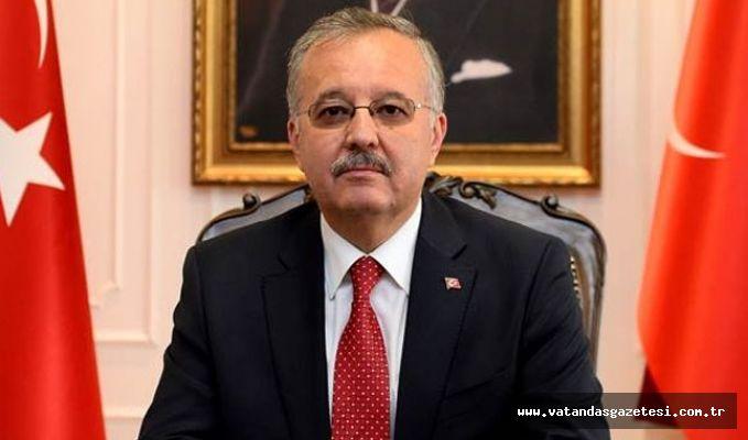 """Vali Özdemir: """"Var gücümüzle çalışmaktayız"""""""