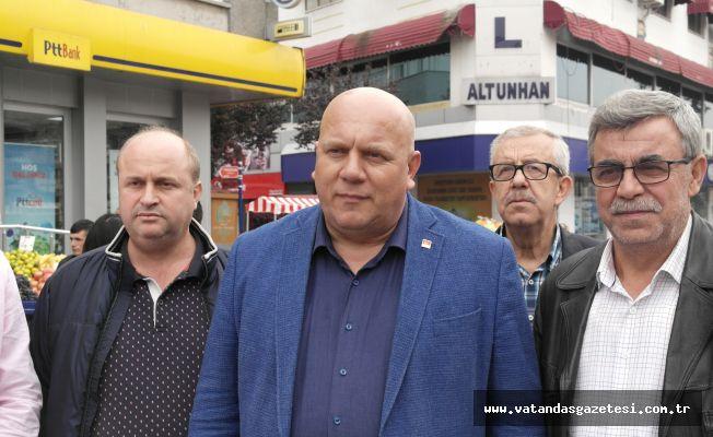 """""""ALINAN KARARI DESTEKLİYORUZ"""""""
