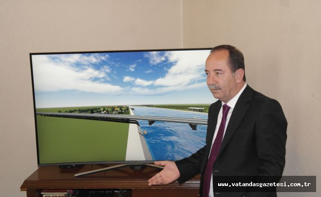 Belediye Başkanı Gürkan'dan  İKİNCİ HODRİ MEYDAN