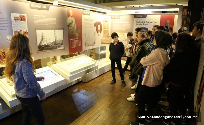 """""""Geleceğin Rehberleri"""" Edirne Kent Müzesi'nde"""