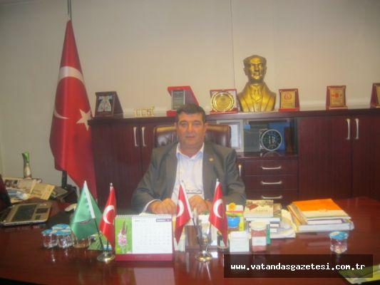 """YORULMAZ, """"TARIM BAKANLIĞI BÜTÇESİ 12 TRİLYON AZALDI"""""""