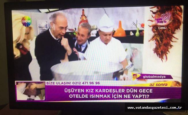 """""""ÇOCUKLARINIZA CİĞER YEDİRİN"""""""