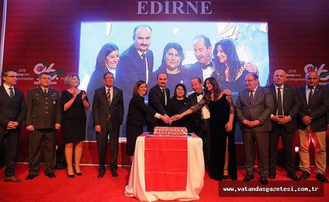 """""""EDİRNE'NİN CİNSİYETİ YOKTUR"""""""