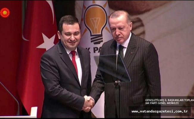 AKP'NİN ADAYI KORAY UYMAZ