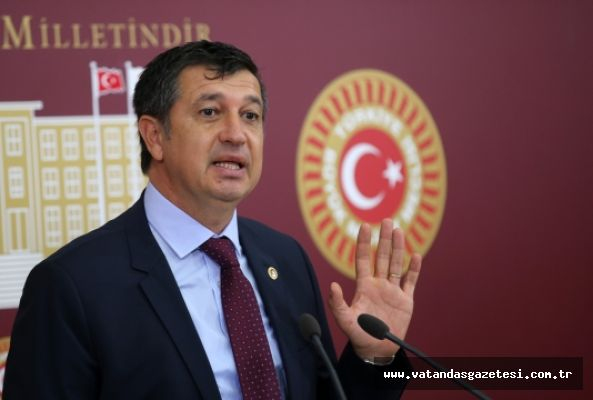 """""""ÇİFTÇİ TOPRAĞA KÜSTÜRÜLMEK İSTENİYOR!"""""""