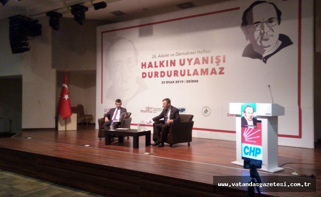 """""""DEMOKRASİ UĞRUNDA KAYBETTİĞİMİZ BİR BASIN ŞEHİDİDİR"""""""