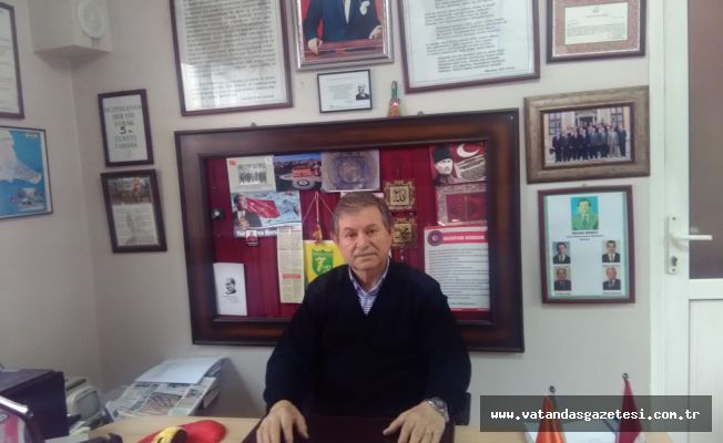 """DENİZ, """"MAHALLEMİZİN YOLLARI ÇOK DAR"""""""