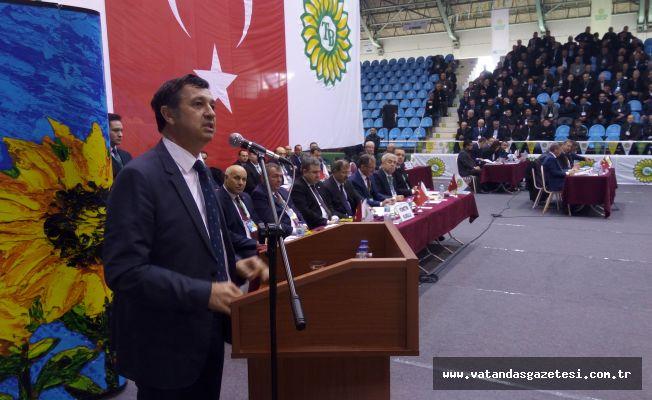GAYTANCIOĞLU'NDAN TRAKYA BİRLİK'E  'BEBEK' BENZETMESİ
