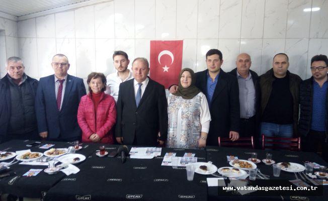 """ÇALMADIĞIMIZ KAPI KALMAYACAK!"""