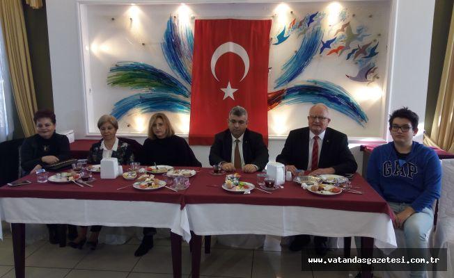 """""""EDİRNE'YE HİZMET ETMEK İBADETTİR!"""""""