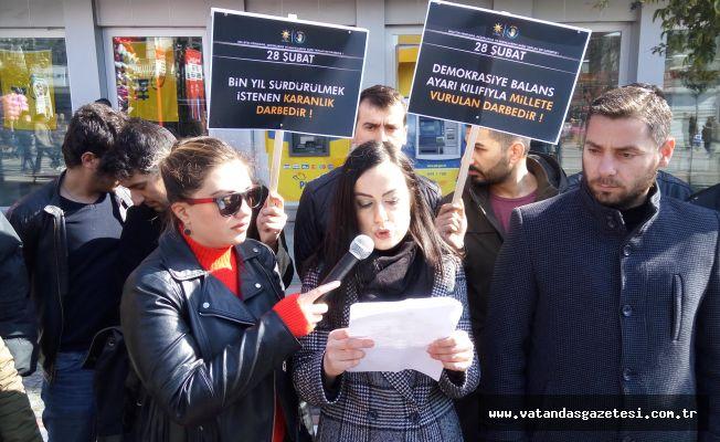 """""""KİNLE DEĞİL ADALETLE!"""""""