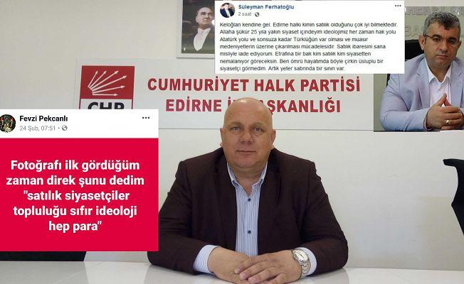 """""""O PAYLAŞIM MHP İÇİN DEĞİLDİ!"""""""