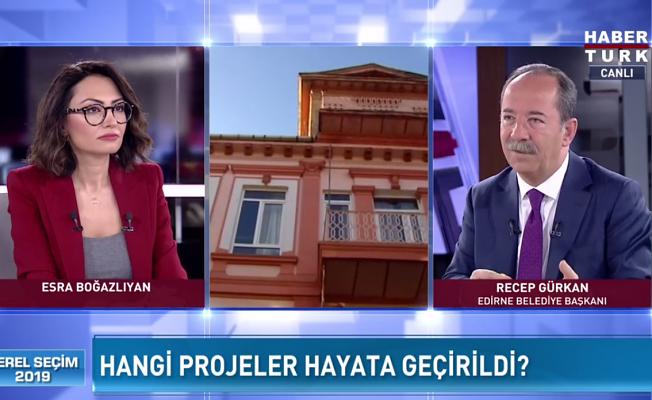"""""""TRAKYA'YI TARIMSAL SİT ALANI İLAN ETMEMİZ LAZIM"""""""