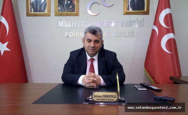 """""""SÜLOĞLU'NDA BİZE DESTEK OLMADILAR!"""""""