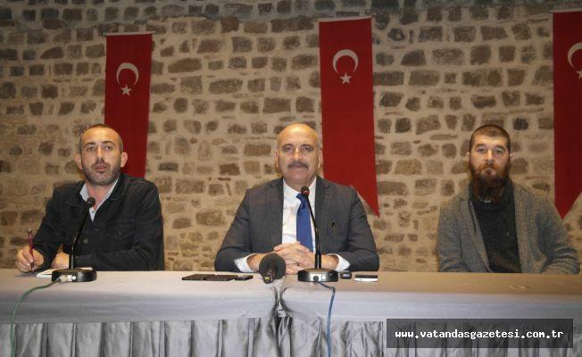 """""""YÜRÜMEYE BAŞLAMADAN KOŞACAK!"""""""