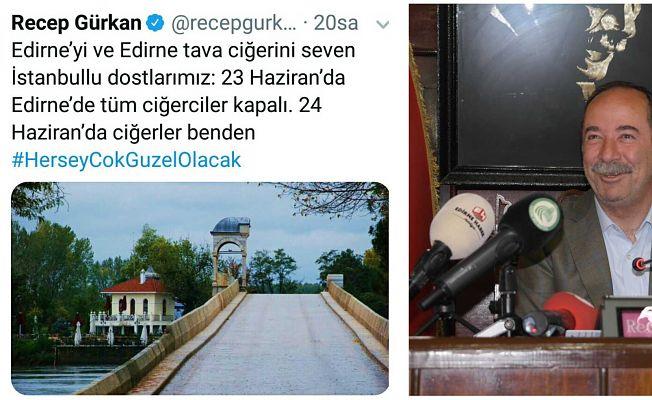 24 HAZİRAN'DA CİĞERLER BAŞKAN'DAN