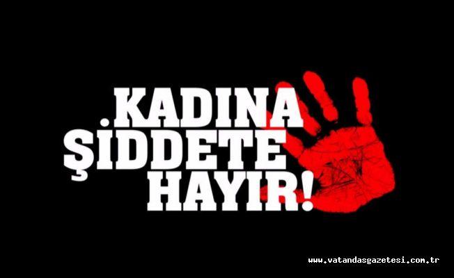 """ KADINA ŞİDDET İNSANLIĞA İHANETTİR"" EĞİTİMİ"