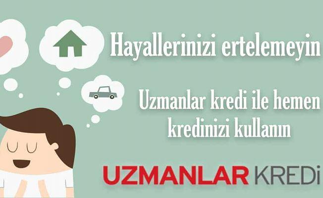 """""""UZMANLAR KREDİ DANIŞMANLIK HİZMETİ"""""""