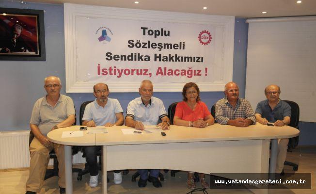 """""""12 MİLYON EMEKLİDEN 5 MİLYONU İKİNCİ İŞTE ÇALIŞIYOR!"""""""
