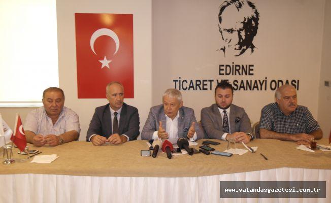""""""" EDİRNE'NİN İMAJINI ZEDELER """""""
