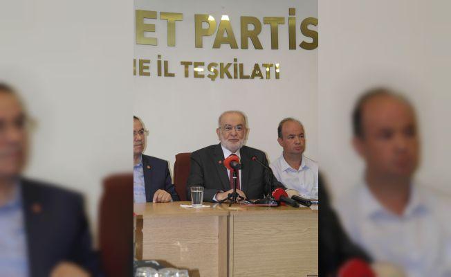 """KARAMOLLAOĞLU'NDAN TARIM AÇIKLAMASI  """"ÇİFTÇİ, DAĞIN ALTINDA KALIYOR!"""""""