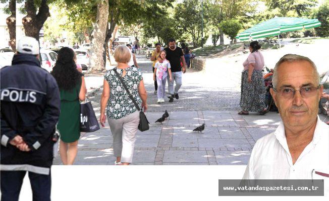 SELİMİYE ÇEVRESİNE POLİS TALEBİ!