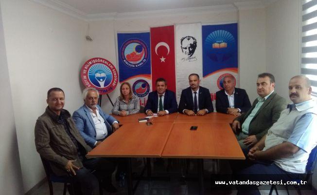 """""""EDİRNE'DE BİR ÖĞRETMENEVİ YOK"""""""